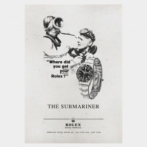 Vintage-Rolex-Submariner-Print